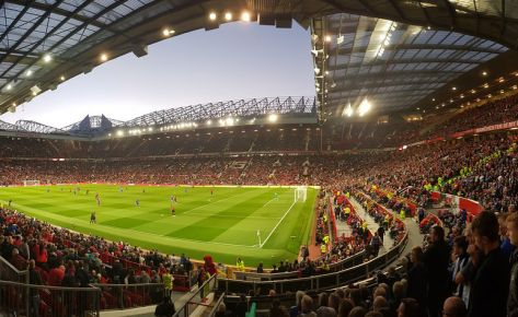 MUFC Floodlighting Repalcement