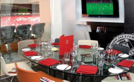 MUFC East Stand Executive Boxes