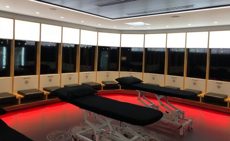 MUFC Old Trafford Changing Hub